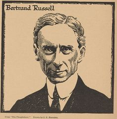 """The whole problem with the world is that fools and fanatics are always so certain of themselves, but wiser people so full of doubts."" – Bertrand Russell"