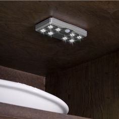 Hafele Battery Powered LOOX LED Light   Kitchen Lighting And Cabinet  Lighting   Portland   Organize To Go