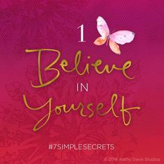 You are one-of-a kind! Staying true to what makes you unique lets you see differences as strengths, instead of weaknesses. So instead of comparing yourself to others… be inspired by them! What unique talents are you proud of? #7simplesecrets #createalifeyoulove