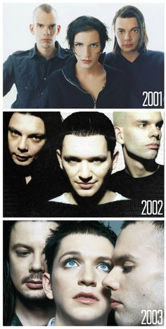 Placebo through the years.