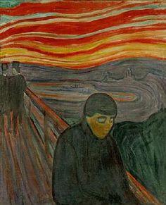 Edvard Munch - Verzweiflung