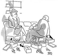 New Yorker Cartoons - 01