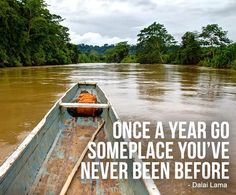 These are the best inspirational travel quotes ever (in my opinion). Get motivated to explore the world with these memorable quotes from famous travelers. New Adventure Quotes, Best Travel Quotes, Adventure Travel, Travel And Tourism, India Travel, Travel Destinations, Tourism Quotes, Adventure Is Out There, Traveling By Yourself