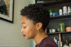 TUTORIAL: TWA Wash & Go with Miss Jessie's MultiCultural Clear | The Beauty Beau