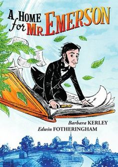 About Ralph Waldo Emerson.
