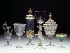 Strangeness and fantasy: notes on nineteenth-century Venetian glass at the National Gallery of Victoria   NGV