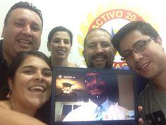 Presentación del Plan al Club Activo 20-30 de Medellín - Presenting the Plan to the Active 20-30 Medellín Club