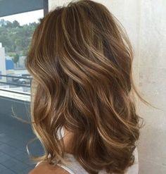 Brown Hair Color With Highlights | Balayage Hair Colors #haircolor #brownhair #highlighthair #babylights #hairpainting #ombre #balayageombre #blonde #balayagehighlights #balayage