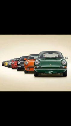 Generations - Porsche
