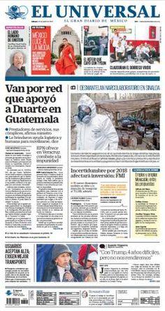 El Universal   El periódico de México líder en noticias y clasificados