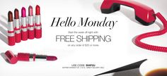 Avon Free Shipping January 2016 - Get Avon free shipping on your online order of $25 or more when you use Avon coupon code: SHIP25 online at   http://brookekarnold.avonrepresentative.com. Expires: midnight January 18, 2016.