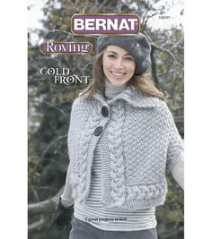 Spinrite Books - Bernat - Cold Front - Roving