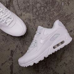 finest selection b1376 49aa9 Nike Wmns Air Max 90 Leather – 921304-101