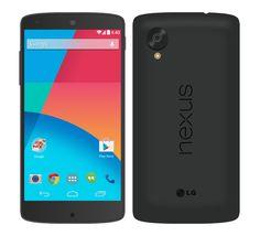 Nexus 5 render by TheGoldenBox