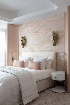 Bedroom Closet Design, Girl Bedroom Designs, Home Room Design, Dream Home Design, Bedroom Styles, Pink Bedroom Decor, Room Ideas Bedroom, Dream Rooms, Luxurious Bedrooms