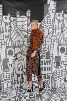 Tsumori Chisato Pre-Fall 2013 - Collection - Gallery - Style.com