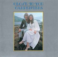 Karen and Richard Carpenter -----Terry and I saw them at Un. of Puget Sound in 1973. What a loss to the music world when it lost Karen.