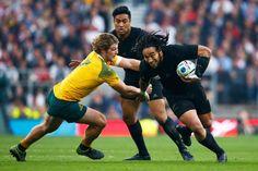Ma'a Nonu Photos Photos: New Zealand v Australia - Final: Rugby World Cup 2015 Michael Hooper, Twickenham Stadium, V Australia, All Blacks Rugby, Win Back, World Cup Final, Rugby World Cup, Rugby League, New Zealand