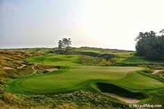 SkyGolf Blog... Golf Courses Around the World: Whistling Straits, Straits Course, Sheboygan, Wisconsin, Usa