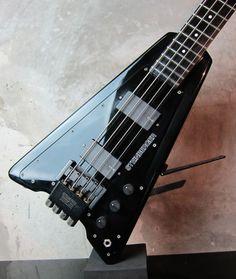 Steinberger XP-2 Black http://www.waku-ya.com/product/1169
