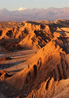 This week, we're off to South America! The amazing Atacama Desert stretches 1000km from southern Peru to northern Chile. Said to be the driest place on Earth, this beautiful, barren land receives almost no rainfall whatsoever! Photo: Getty Images UK