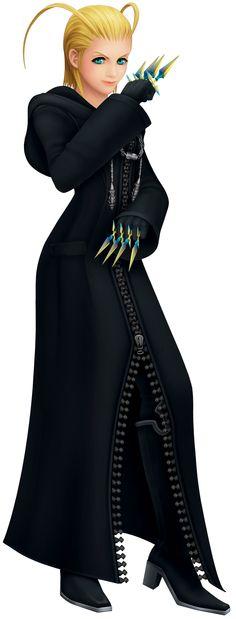 Larxene - Kingdom Hearts