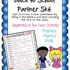 Back to School.........  We are all looking for activities at the start  of the school year to get our new students' attention, help the kids get t...