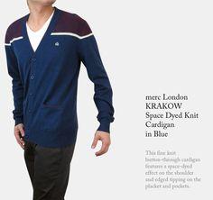 Malha | cardigan Krakow MERC LONDON size S