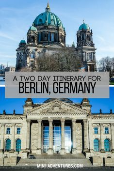 Do You Want Worldwide Vehicle Coverage? A Two-Day Itinerary For A Weekend In Berlin, Germany What To Do In Berlin Sightseeing In Germany Ddr Museum Alternative Walking Tour In Berlin Where To Eat In Berlin Backpacking Europe, Europe Travel Tips, Travel Guides, Travel Destinations, Holiday Destinations, Travelling Europe, Budget Travel, Italy Travel, Destination Voyage