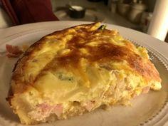 Pai med ost og skinke – Henriettes matblogg Lasagna, Quiche, Food Porn, Food And Drink, Cooking Recipes, Dinner, Breakfast, Ethnic Recipes, Dining