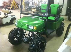 At Pasco we build the sickest golf carts around, 2009