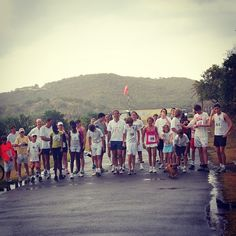 """""""#tbt #mustique #marathon 2009"""" Photo taken by @lottybmustique on Instagram, pinned via the InstaPin iOS App! http://www.instapinapp.com (03/12/2015)"""
