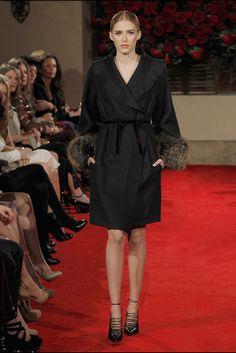 Alberta Ferretti Pre-Fall 2013 Fashion Show