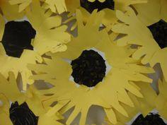 Art. Paper. Scissors. Glue!: Sunflowers and Sculptures