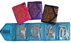 PA346XS - A Perfect Jewelry Wallet for travel and or home use!