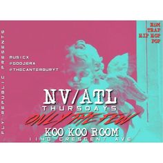 Back at it again this Thursday night at  @kookooroom hosted by @nvatl. Spinning for the first time with one of my OG's @godjera. S/o to @earth2bravo for the look.  Opening Set: 10pm-1am  Hip Hop Trap EDM Pop  Chill House  #Atlanta #NVatl #KooKooRoom #Music #Deejay #Turntablism #HipHop #ChillHouse  #Techno #Pop #EDM #Trap #Scratch #DJPeterParker #TheCanterburyTales by thecanterburyt