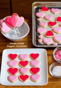 Best sugar cookie recipe ever.