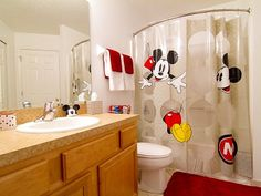 Mickey Mouse Bathroom Accessories Target wallpaper for girls bedroom 3 | mickey mouse bathroom, disney
