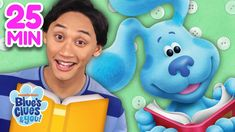 Blues Clues, Amazing Adventures, Story Time, More Fun, Party, Fictional Characters, Parties, Fantasy Characters