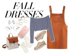 """""""FALL STYLE"""" by shosho-mahmmod ❤ liked on Polyvore featuring Pedder Red and Kendra Scott"""