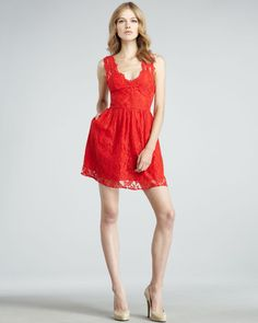 Thrive Lace Dress Stylist Pick - Lyst