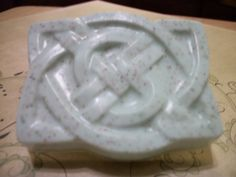 'Homemade Lavender Breeze Exfoliating Soap' is going up for auction at  7pm Mon, Oct 8 with a starting bid of $5.