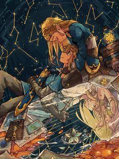 The Legend Of Zelda, Legend Of Zelda Memes, Legend Of Zelda Breath, Breath Of The Wild, Princesa Zelda, Film Manga, Link Zelda, Twilight Princess, Video Game Art