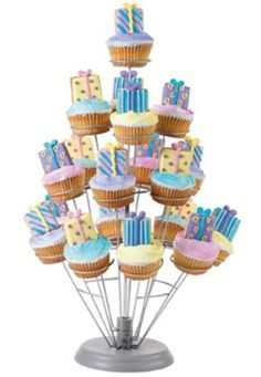 19 Count Standard Cupcake Stand for $23.00 in Cake & Cupcake Stands - Cake/Cupcakes