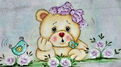 Sip N Paint, Pencil Drawings, Folk Art, Decoupage, Mickey Mouse, Alice, Cross Stitch, Teddy Bear, Baby Shower