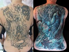 cover up tattoo by gege Poseidon, Cover Up Tattoos, Ink, Instagram, Design, Tattoos Cover Up, Design Comics