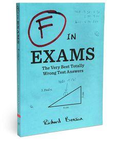ThinkGeek :: F in Exams