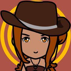 Cowgirl... YEEHAH!