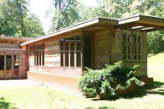 Pope-Leighey/Frank Lloyd Wright House