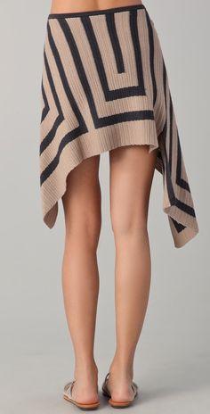 crochet skirt - pic 2 - JEN KAO - коллекция весна-лето 2012. . Обсуждение на LiveInternet - Российский Сервис Онлайн-Дневников